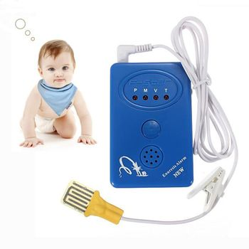 Infant Urine Wet Alarm Reminder, Multi-function Flash Shock Ringing, Old Man Bedwetting Sensor Alarm