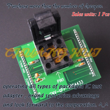 CNV-QFP-90S4433 Programmer adapter for ALL-11 Programmer adapter TQFP32/QFP32 adapter test socket